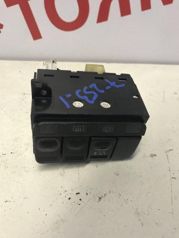 Кнопки на панели Mitsubishi Rvr N23W 4G63 DOHC 1995