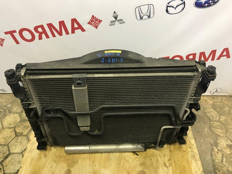 Радиатор кондиционера Mercedes E-Class W211 M112.949 2003