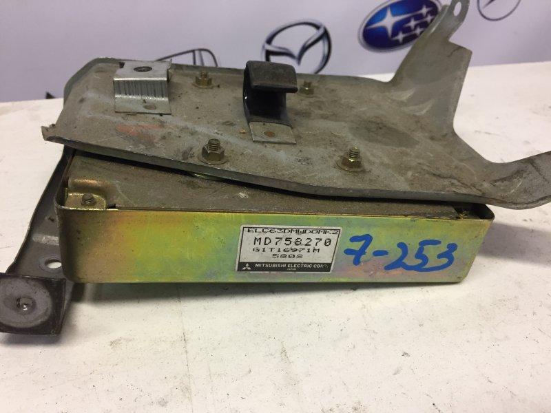 Блок управления акпп Mitsubishi Rvr N23W 4G63 DOHC 1995