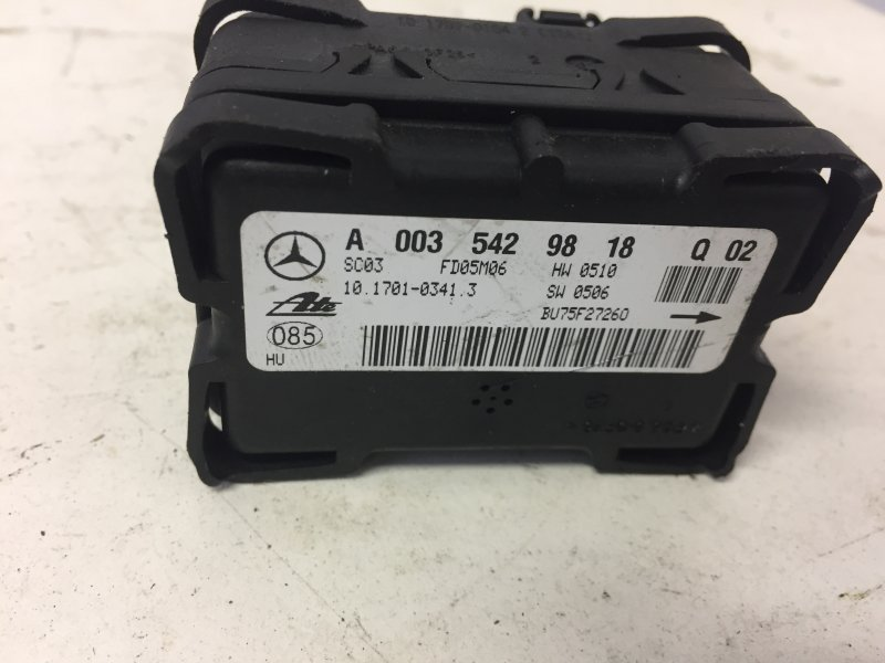 Датчик ускорения Mercedes C-Class W203 M112.912 2001