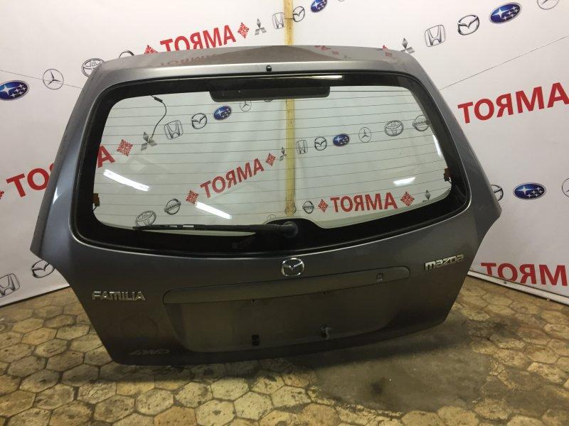 Дворник задней двери Mazda Familia BJ5W ZL 2002
