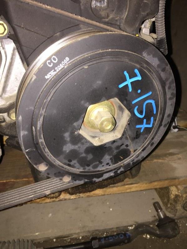 Шкив коленвала Honda Civic ES1 D15B