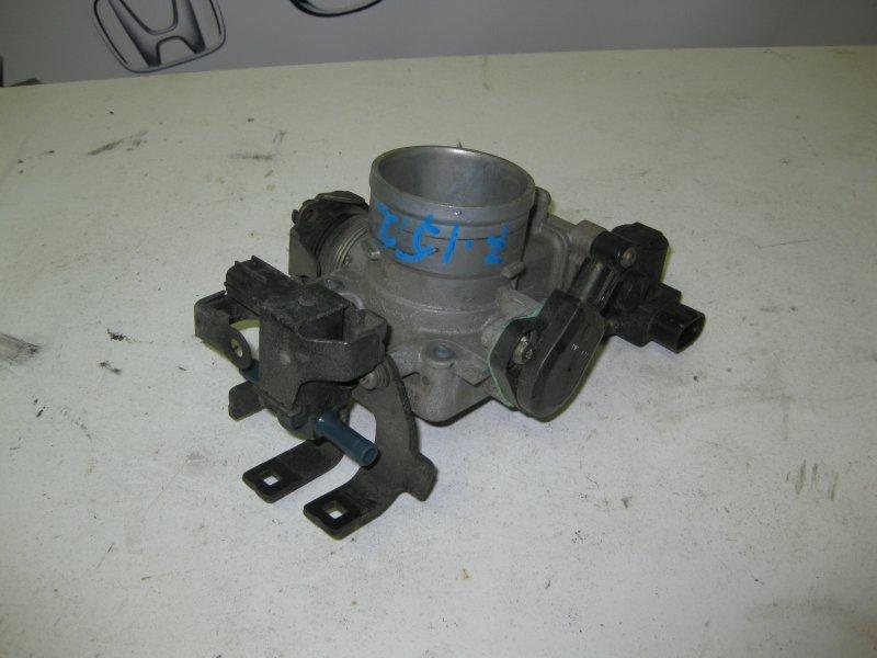 Дроссельная заслонка Honda Fit GD1 L13A 2002