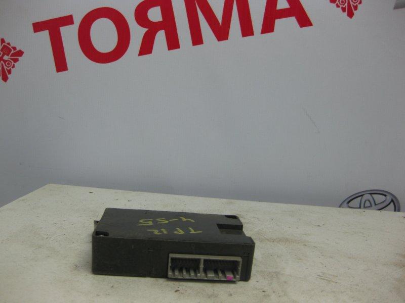 Блок управления климат-контролем Nissan Primera TP12 QR20 2001