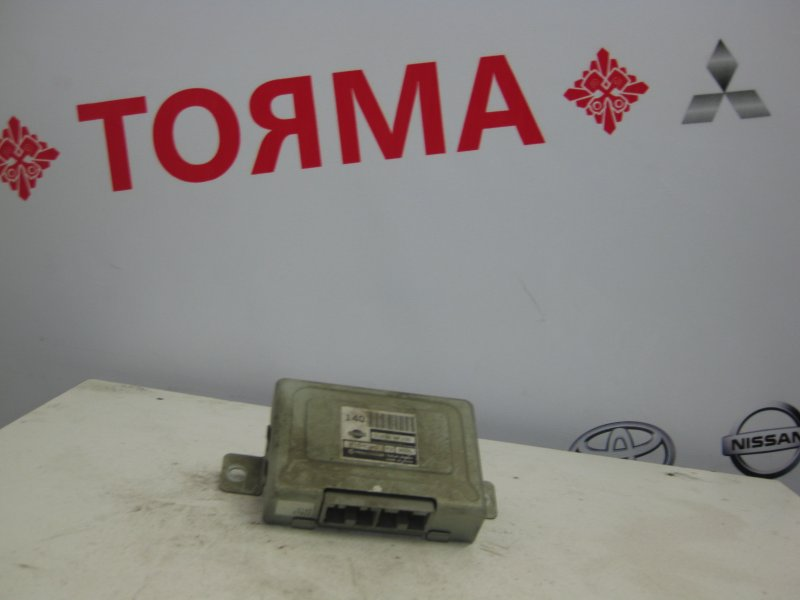 Блок управления акпп Nissan Liberty PM12 SR20 1999