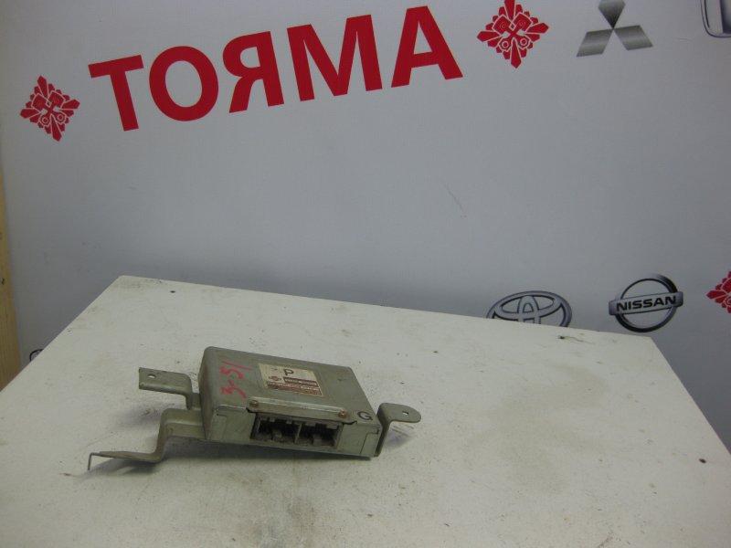 Блок управления акпп Nissan Sunny FB15 QG15
