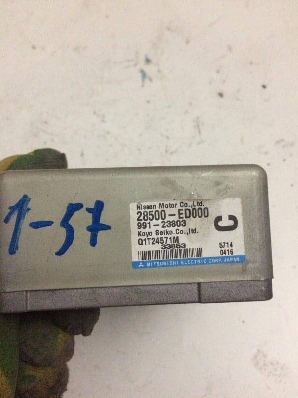 Блок управления рулевой рейкой Nissan Tiida C11 HR15