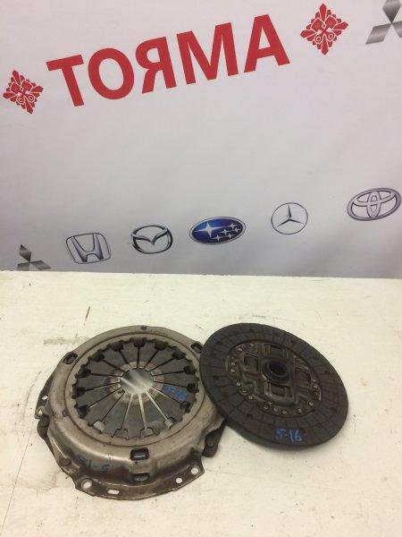 Корзина сцепления Toyota Corolla Fielder ZZE122 1ZZ