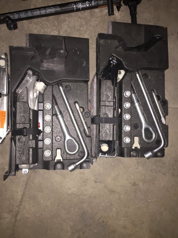 Набор инструментов Mercedes C-Class W203 M271.946 2006