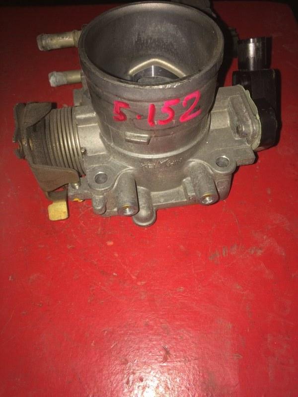 Дроссельная заслонка Honda Fit GD1 L13A 1995