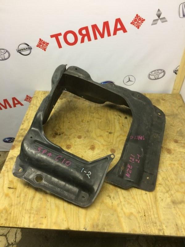 Защита двигателя Toyota Spacio NZE121 1NZ