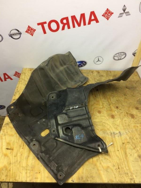 Защита двигателя Toyota Carib AE115 7A 1996