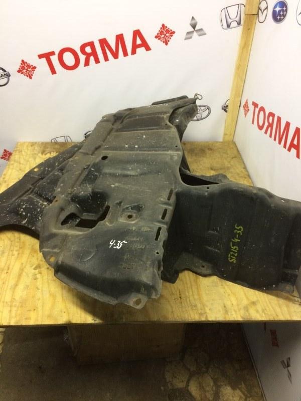 Защита двигателя Toyota Caldina ST215 3S