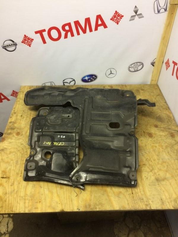 Защита двигателя Toyota Corolla AE100 2C