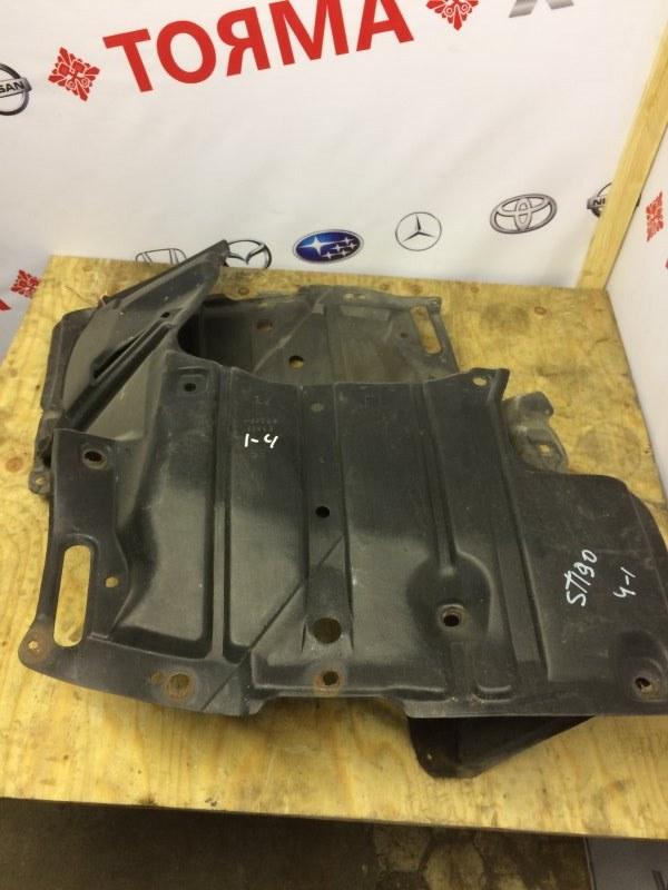 Защита двигателя Toyota Corona ST190 4S