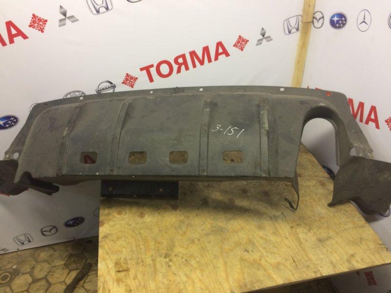 Защита бампера Honda Hr-V GH4 D16A 1999 задняя