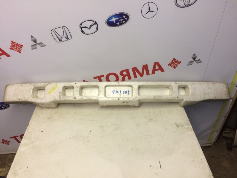 Наполнитель бампера Toyota Corolla Fielder ZZE122 1ZZ 2003 задний