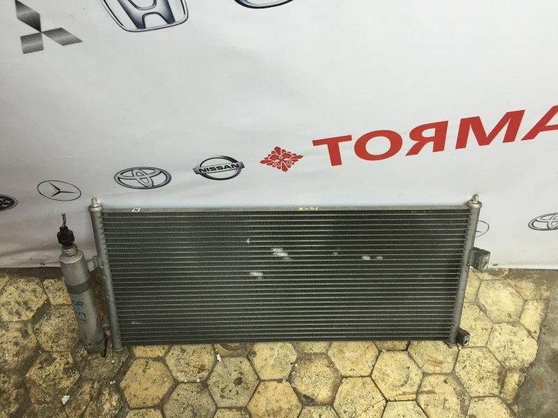 Радиатор кондиционера Nissan Sunny FNB15 QG15 2003