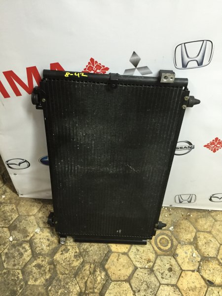 Радиатор кондиционера Toyota Voltz ZZE136 2ZZ 2002