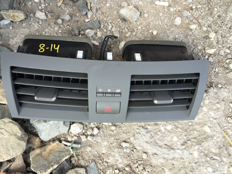 Дефлектор ветродуй на панель Toyota Camry ACV40 2AZ 2006