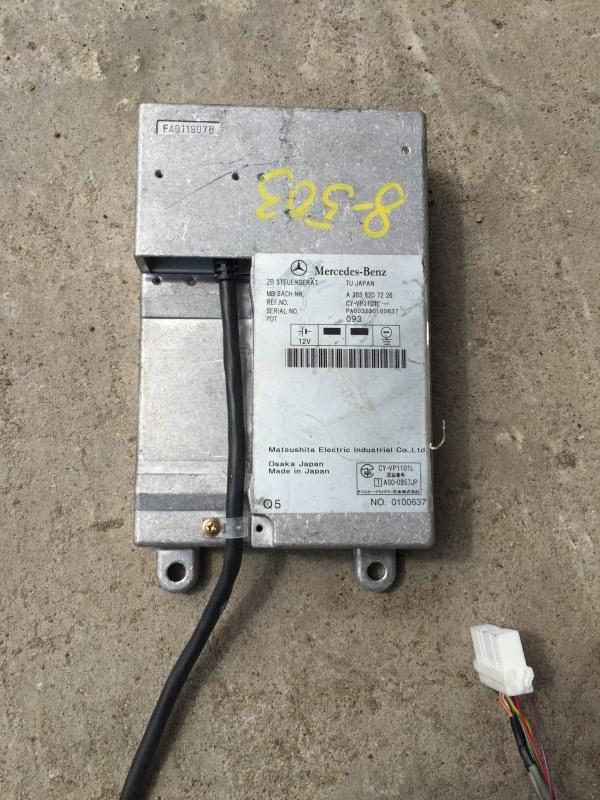 Блок управления телефоном Mercedes C-Class W203 M112.912 2002