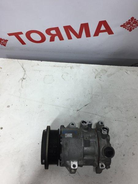 Компрессор кондиционера Toyota Camry ACV40 2AZ 2006