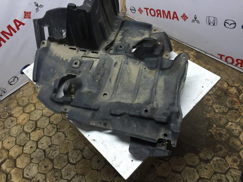 Защита двигателя Toyota Caldina AT211 7A