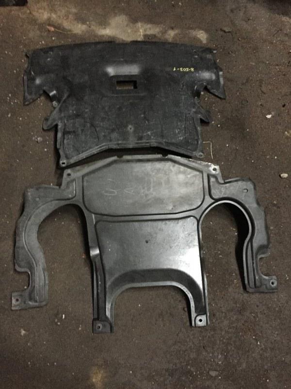 Защита двигателя Mercedes C-Class W203 M112.912 2001