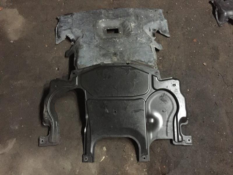 Защита двигателя Mercedes C-Class W203 M271.946 2004