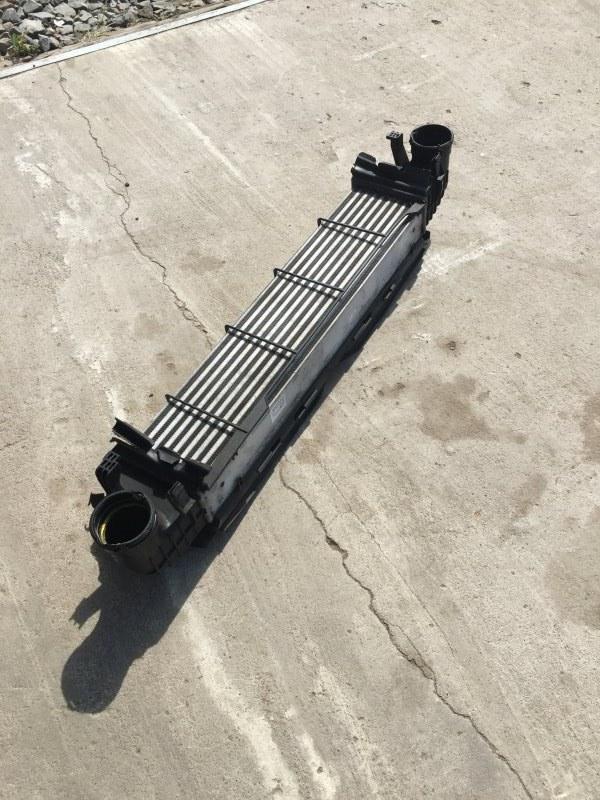 Радиатор интеркулера Mercedes C-Class W203 M271.946 2006