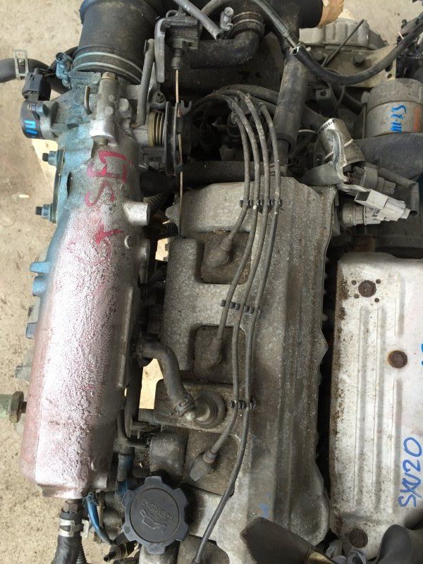 Бронепровод Toyota Carina ST215 3SFE