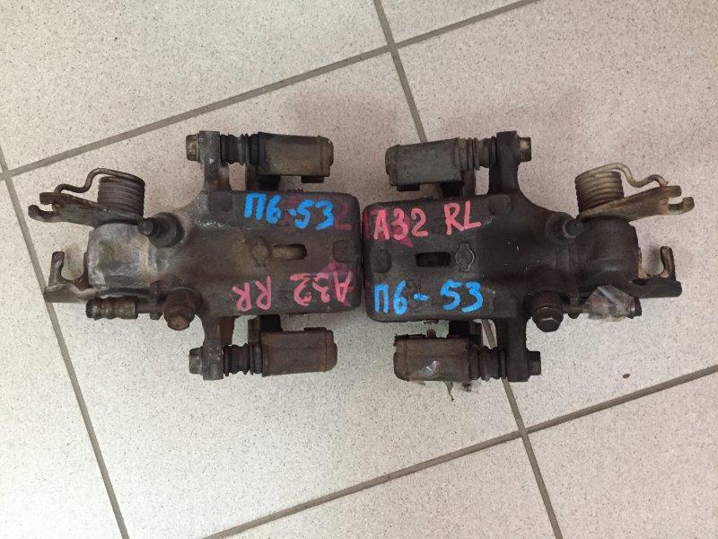 Суппорт Nissan Maxima A32 VQ20DE задний левый