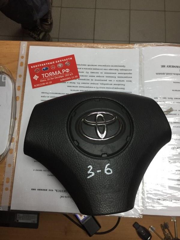 Airbag на руль Toyota Allion ZZT240 1ZZ 2002