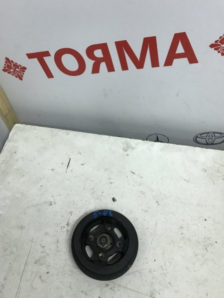 Шкив коленвала Toyota Tercel EL55 5E