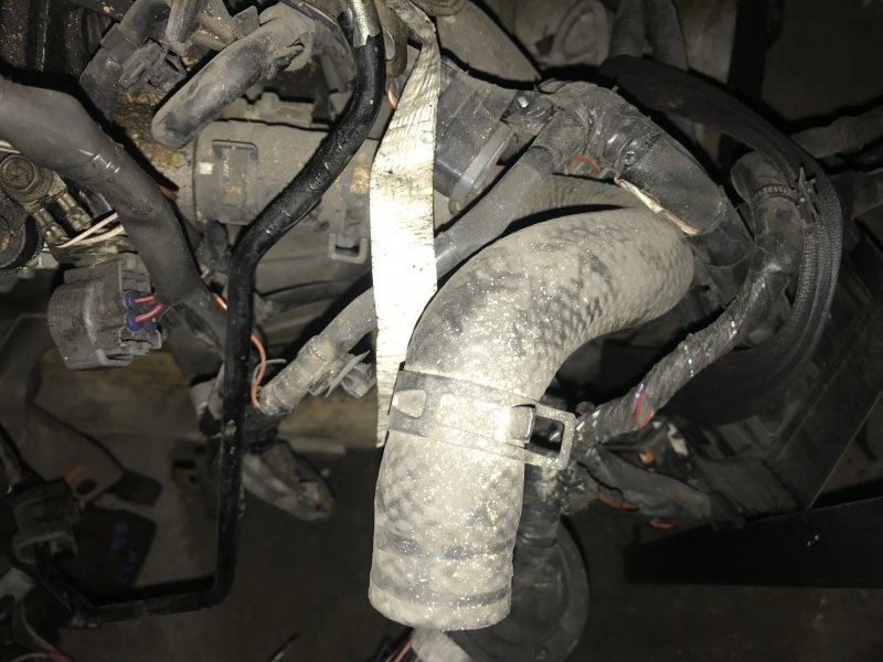 Шланг радиатора Toyota Passo QNC10 K3VE