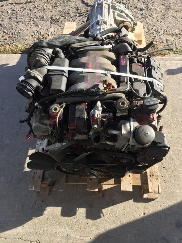 Двигатель Mercedes Ml-Class W163 M112.942