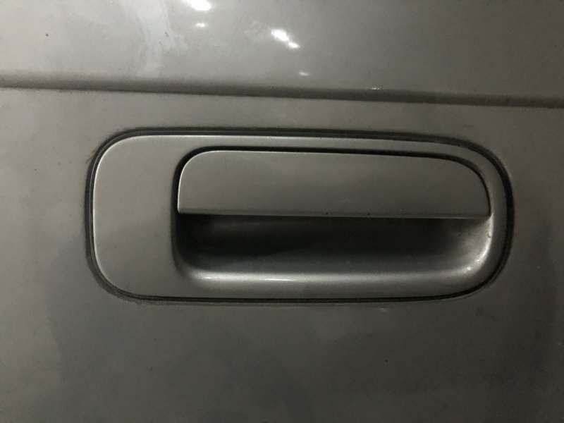 Ручка двери внешняя Toyota Vista CV40 4S 1997 задняя правая