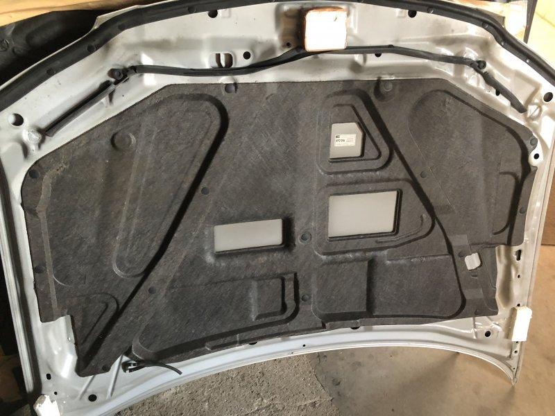 Обшивка капота Mazda Familia BJ3P ZL 2002
