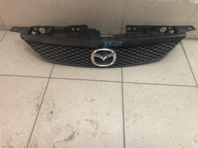 Решетка радиатора Mazda Familia BJ3P