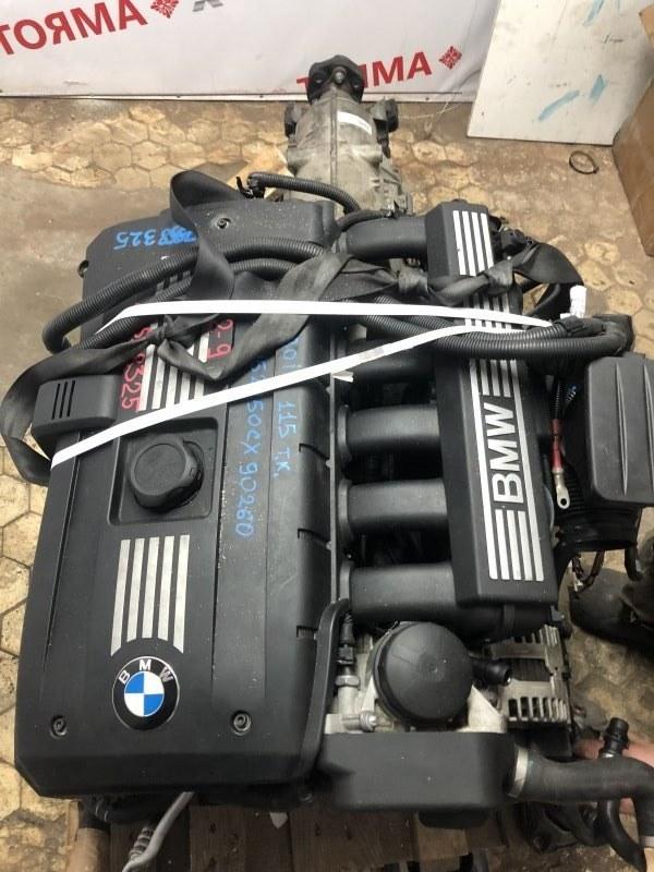 Двигатель Bmw 5-Series E60 N52B25A 05/2007