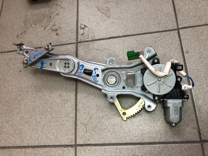 Стеклоподъемник Subaru Legacy BL5 EJ20X 2006 задний правый