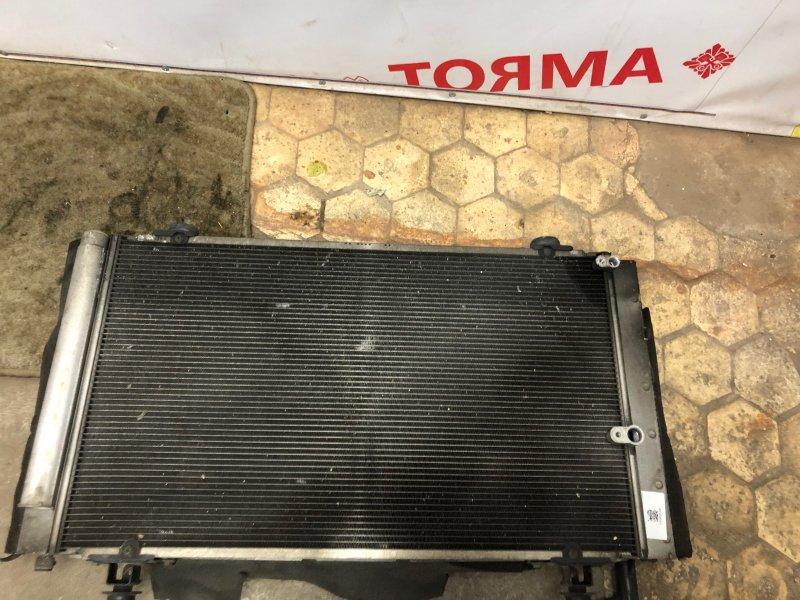 Радиатор кондиционера Toyota Prius NHW20 1NZFXE