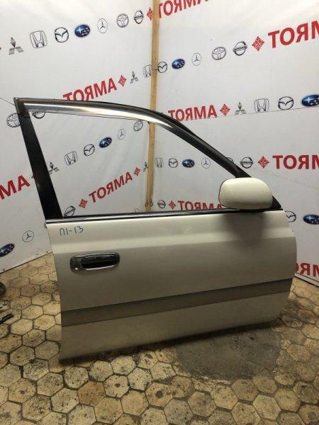 Дверь Toyota Corona Premio AT210 3S передняя правая