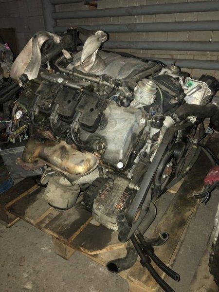 Двигатель Mercedes C-Class W203 M112.912 2003