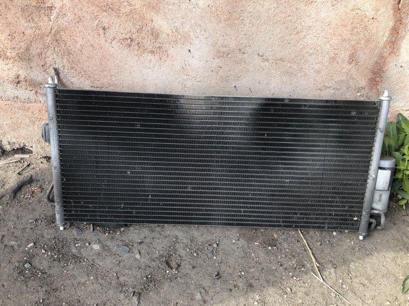 Радиатор кондиционера Nissan Bluebird Sylphy QG10 QG18 2002