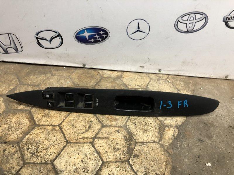 Блок упр. стеклоподьемниками Toyota Ist NCP60 передний правый