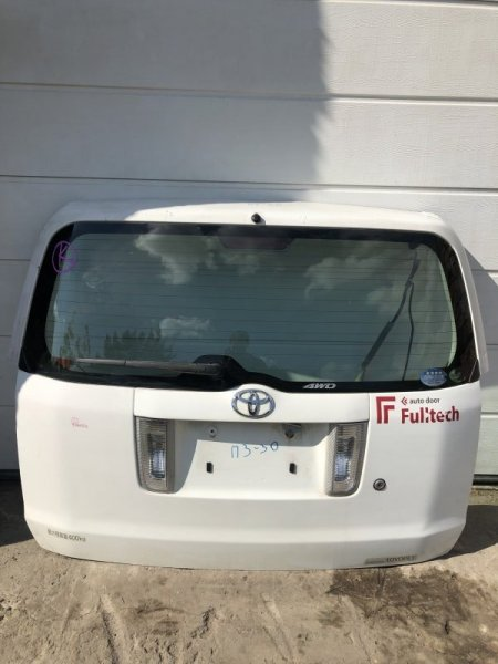 Дверь 5-я Toyota Succeed NCP51V