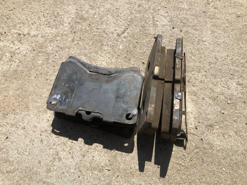 Тормозные колодки Mazda Demio DW3W B3 1999 переднее
