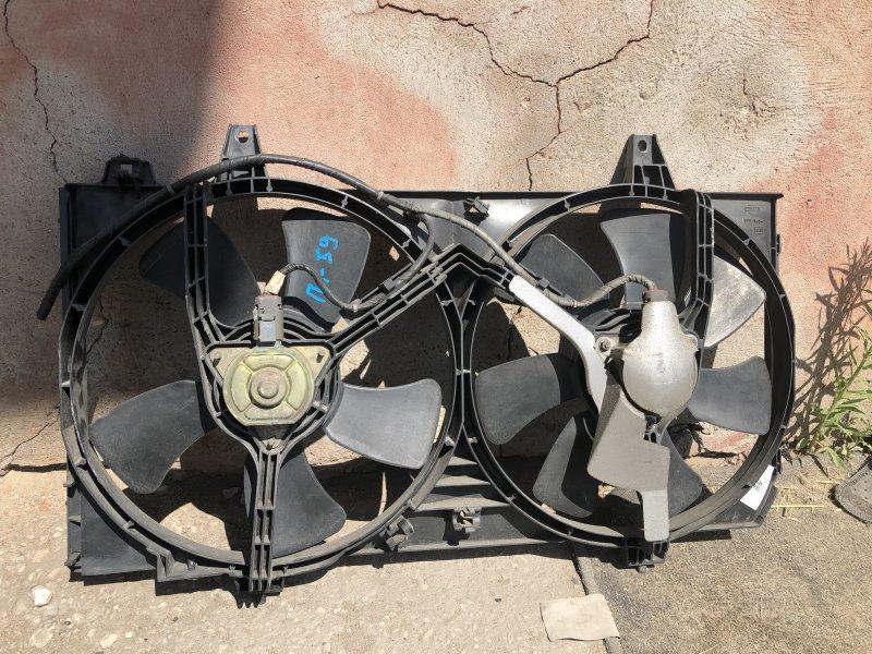 Диффузор радиатора Nissan Bluebird ENU14 CD20