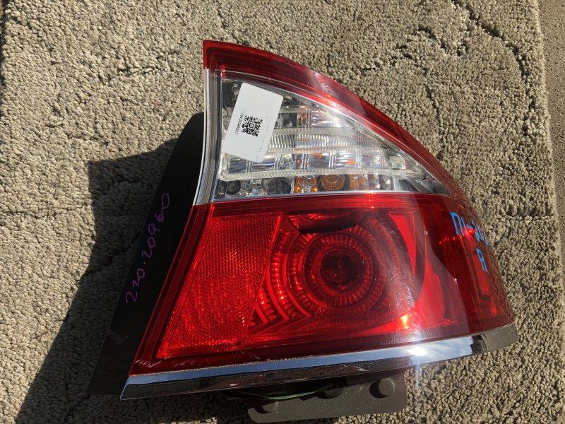 Фонарь Subaru Legacy BL5 правый